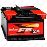 Аккумулятор FireBall 6СТ-55 L / 55Ah