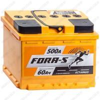 Аккумулятор Fora-S 60 R