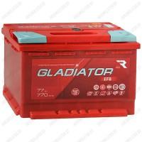 Аккумулятор Gladiator EFB / 77 R