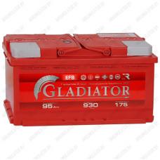 Аккумулятор Gladiator EFB / 95 R