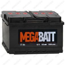 Аккумулятор Mega Batt 6СТ-77 R