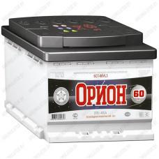 Аккумулятор Орион 6СТ-60 А3 L / 60Ah