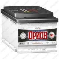 Аккумулятор Орион 6СТ-62 А3 L / 62Ah