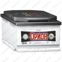Аккумулятор Орион 6СТ-75 А3 L / 75Ah