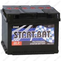 Аккумулятор Стартбат 6СТ-55-А3 / 55Ah R