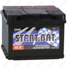 Аккумулятор Стартбат 6СТ-62-А3 / 62Ah R