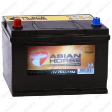 Аккумулятор Asian Horse 70 L
