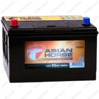 Аккумулятор Asian Horse 95 L
