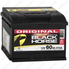 Аккумулятор Black Horse 60 R
