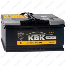 Аккумулятор KBK 100 R / 110400