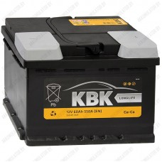 Аккумулятор KBK 60 R / 110655