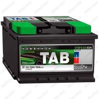 Аккумулятор TAB Stop & Go AGM / 70Ah / 213070