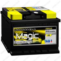 Аккумулятор TAB Magic STOP & GO R / 60Ah / 212060