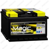 Аккумулятор TAB Magic STOP & GO R / 65Ah / 212065 / Низкий