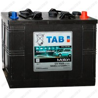 Аккумулятор TAB Motion Tubular 120T / 120-140-155Ah / 100812