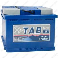 Аккумулятор TAB Polar Blue R / 60Ah / 121060