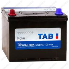 Аккумулятор TAB Polar S Asia / [246960] / 60Ah / Прямая полярность