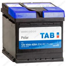 Аккумулятор TAB Polar / 45Ah / 246045 / Низкий