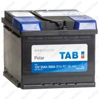 Аккумулятор TAB Polar / [246455] / 55Ah / 500А