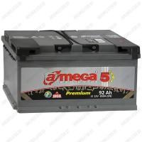 Аккумулятор A-Mega Premium 6СТ-92-А3 / 92Ah