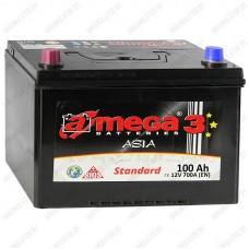 Аккумулятор A-Mega Standart Asia 100 JL / 100Ah