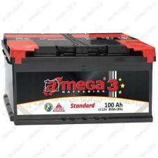 Аккумулятор A-Mega Standard 100 R / 100Ah