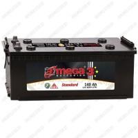 Аккумулятор A-Mega Standard 140 L / 140Ah