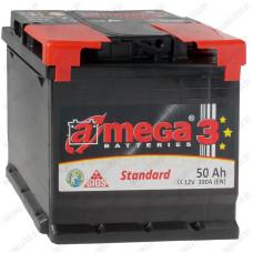 Аккумулятор A-Mega Standard 50 R / 50Ah