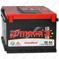 Аккумулятор A-Mega Standard 60 R / 60Ah