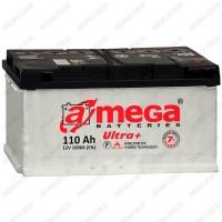Аккумулятор A-Mega Ultra Plus 110 R / 110Ah