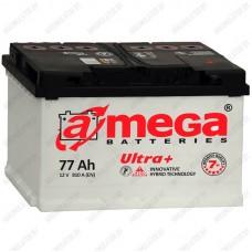 Аккумулятор A-Mega Ultra Plus 77 R / 77Ah