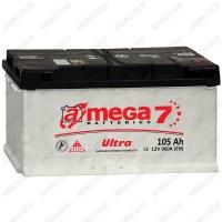 Аккумулятор A-Mega Ultra 105 R / 105Ah