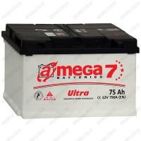 Аккумулятор A-Mega Ultra 75 R / 75Ah