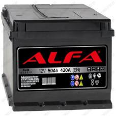 Аккумулятор Alfa 50 R