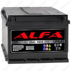 Аккумулятор Alfa 55 R