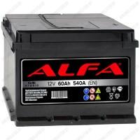 Аккумулятор Alfa 60 R