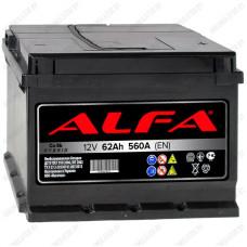 Аккумулятор Alfa 62 R