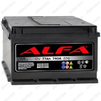 Аккумулятор Alfa 77 R