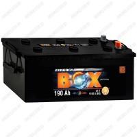 Аккумулятор Energy Box 6CT-190-АЗ / 190Ah