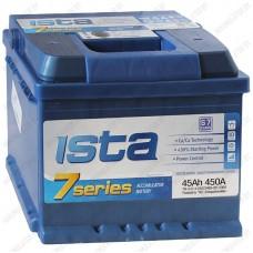 Аккумулятор ISTA 7 Series 6CT-45 A2Н / 45Ah / Низкий
