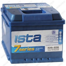 Аккумулятор ISTA 7 Series 6CT-45 A2Н E / 45Ah
