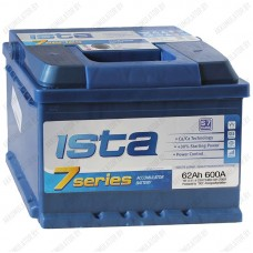Аккумулятор ISTA 7 Series 6CT-62 A2 / 62Ah