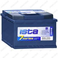 Аккумулятор ISTA 7 Series 6CT-80 A2 E / 80Ah