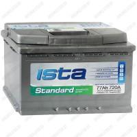 Аккумулятор ISTA Standard 6CT-77 A1 / 77Ah