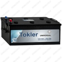 Аккумулятор Tokler Universal 140 L / 140Ah
