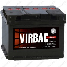 Аккумулятор Virbac Classic L / 75Ah