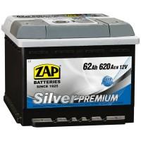 Аккумулятор ZAP Silver Premium 562 35 R / 62Ah