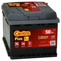 Аккумулятор Centra Plus CB501 / 50Ah