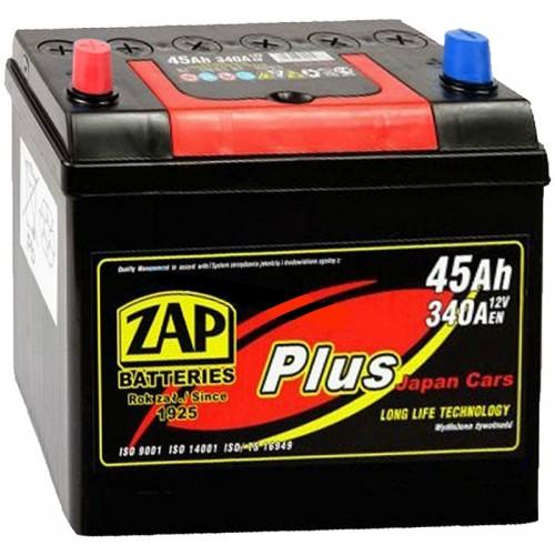 Аккумулятор ZAP Plus Japan 545 24 L / 45Ah