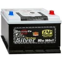 Аккумулятор ZAP Silver Japan 580 70 R / 80Ah